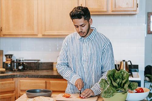 man-in-kitchen